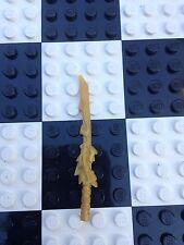 Lego Ninjago GOLD DRAGON SWORD Chima Kingdoms Castle