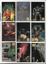 Star Wars Galaxy Lucasarts Trading Card Set of 12 From Topps/1995