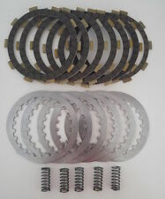 Complete Clutch Kit Friction Steel Plates Springs for Yamaha Blaster 200 YFS200