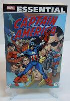 The Essential Captain America Volume 6 Marvel TPB Trade Paperback Brand New 206