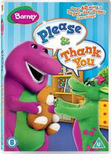 Barney: Please and Thank You DVD (2011) Barney the Dinosaur ***NEW***