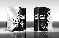 Star Wars - The Original Trilogy (DVD, 2006, 4-Disc Set, Box Set) NEW/SEALED