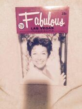 Fabulous Las Vegas Magazine Leslie Gore Sammy Davis Lola Falana Henry 12/14/1968