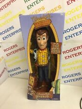 Woody's Roundup, Disney Toy Story Talking Doll - NEW, Box Poor
