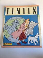 Album Panini Tintin Complet TRES TRES BON ETAT