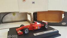 Hotwheels Racing - Ferrari F 2001 M. Schumacher (1/43)