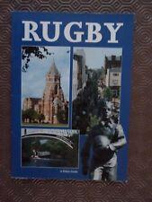RUGBY 2001 pas Ordnance Survey. School, jeu, Guy Fawkes. Histoire et Géographie
