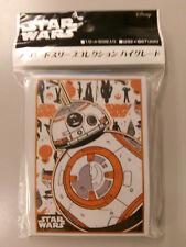 Star Wars BB-8 Card Sleeve Bushiroad Weiss Schwarz Magic