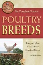 The Complete Guide to Poultry Breeds: Everything You Need to Know-ExLibrary