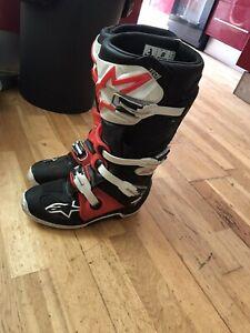 alpinestars Motorcross boots Uk7