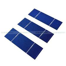 20 Whole 78x26mm 1x3 inch Solar Cells Polycrystalline for Education Game Lab Toy