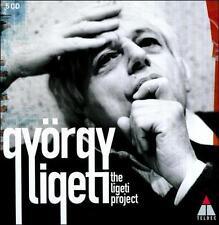 The Ligeti Project, Ligeti Project Import,Box set