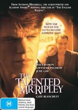 The Talented Mr Ripley Dvd Matt Damon