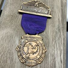 1964 SAN FRANCISCO HN AST SERGEANT AT ARMS REPUBLICAN NATIONAL CONVENTION MEDAL