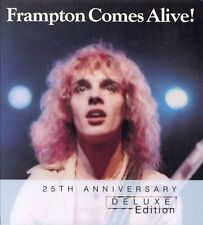 Frampton Comes Alive! [25th Anniversary Deluxe Edition] by Peter Frampton (CD, Jan-2001, 2 Discs, A&M (USA))