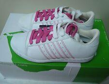 Nib Adidas Jr Adicross Golf Shoe, 675974, White / Pink, Medium