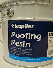 Glass Fibre Roofing Resin 10kg/GRP Roofing/Flat Roofing