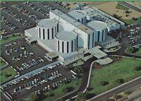 Vintage Arizona AZ Postcard Walter O Boswell Memorial Hospital Sun City Aerial