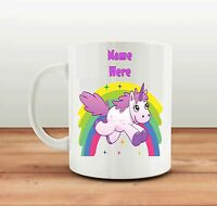 Reasons To Be A Unicorn - Cute personalised Design-Tea/Coffee Cup/Mug  Gift Idea