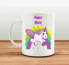 Reasons To Be A Unicorn - Cute personalised Design-Tea/Coffee Cup/Mug  Gift Idea