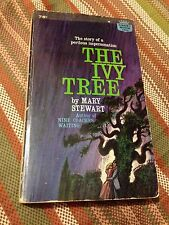The Ivy Tree Mary Stewart Fawcett Crest Book 1967 paperback good condition