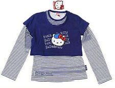 T-shirts et débardeurs à manches longues pour fille de 2 à 16 ans en 100% coton taille 2 - 3 ans