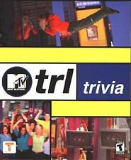 MTV TRL Trivia (PC-CD, 2001) for Windows - NEW CD in SLEEVE