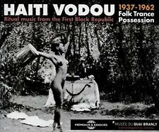 Haiti Vodou Ritual Music From The First Black Republic 1937-19 3 CD NEW sealed