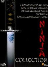 NINJA  5DVD  COFANETTO  ARTI MARZIALI