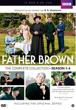 Father Brown - Complete Collection - Dutch Import  (UK IMPORT)  DVD NEW