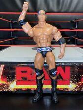 WWE THE ROCK MATTEL ELITE SERIES NATION OF DOMINATION WRESTLING FIGURE