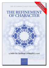 The Refinement of Character by Imam ibn Qudamah al-Maqdisi Islamic Muslim Book