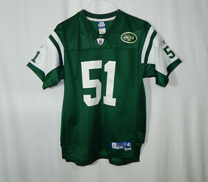 Jonathan Vilma New York Jets NFL Football Jersey Youth Extra Large Boys Clothing