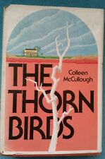 The Thorn Birds by Colleen McCullough - First Edition