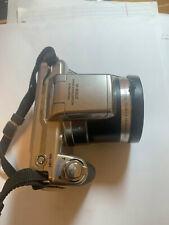 Olympus SP Series SP-800UZ 14.0MP Digital Camera - Silver (227665)