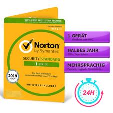 NORTON (Internet) SECURITY Premium  2017 2018 1 Gerät, 6 Monate