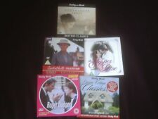 FIVE DAILY MAIL PROMO DVD'S ROMANCE DRAMA VARIOUS