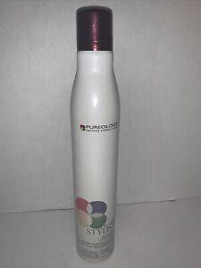 Pureology Colour Stylist Supreme Control Maximum Hold Hairspray 11oz FREE SHIP