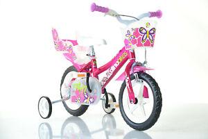 12 Zoll Kinderfahrrad126R Mädchenfahrrad Kinderrad Fahrrad Spielrad