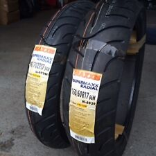 1x 150/60-17 + 1x 110/70-17 Maxxis Supermaxx M6029 Touring Motorcycle tyres