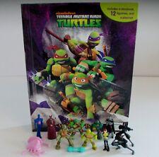 """Teenage Mutant Ninja Turtles 2"""" figuras"""