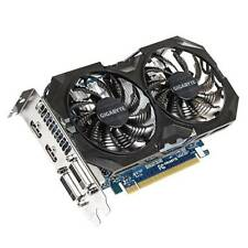 GIGABYTE NVIDIA GeForce GTX 750 Ti OC 4GB GDDR5 2DVI/2HDMI pci-e Video