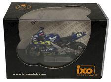 IXO Honda RC211V 'Movistar' MotoGP 2004 - S Gibernau 1/24 Scale