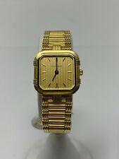 Bucherer Q 18k Solid Yellow Gold Ladies Watch - 52.3 Grams