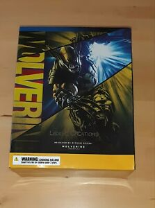 Marvel Universe Variant Wolverine Figure Hitoshi Kondo Play Arts Kai