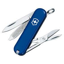 Victorinox Kleines Taschenwerkzeug Classic SD Blau 58mm Schraubend.Taschenmesser