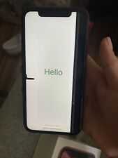Apple iPhone XR - 64GB - (PRODUCT)RED (Verizon) A1984 (CDMA+GSM) - Screen Issue