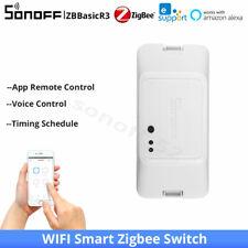 Sonoff basicr 3 ZigBee Wifi Smart Home Interruptor De Control Remoto Inalámbrico Módulo De Bricolaje