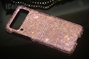 Bling Diamond Case For Samsung Galaxy Z Flip 3/Z Flip 5G With SWAROVSKI ELEMENTS