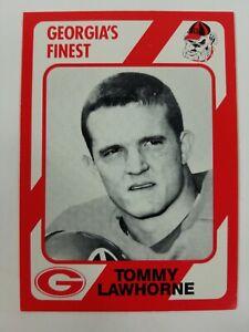 Tommy Lawhorne Georgia Bulldogs UGA Dawgs 89 Collegiate Collection Worth County